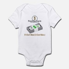 If It Dont Make Money Infant Bodysuit