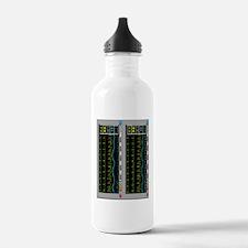 Cardiac Nurse Sports Water Bottle