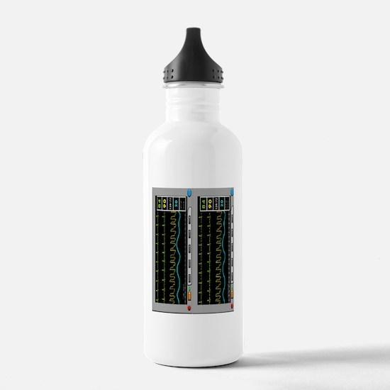 Cardiac Nurse Water Bottle