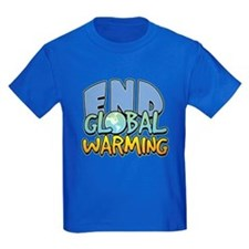 End Global Warming T