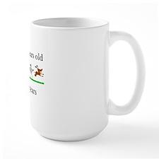 50 birthday dog years 1 Mug