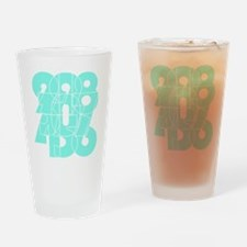 fuc_cnumber Drinking Glass