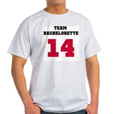 Team Bachelorette Red 14 T-Shirt