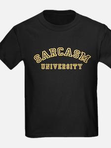 Sarcasm University T