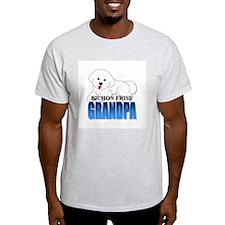 Bichon Frise Grandpa T-Shirt