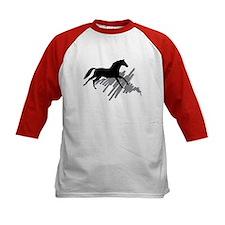 Wild Horse Brushstrokes Tee