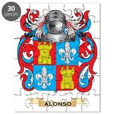 Alonso Coat of Arms Puzzle