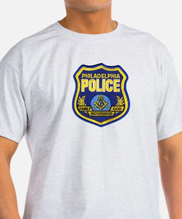 Philly PD Masons T-Shirt