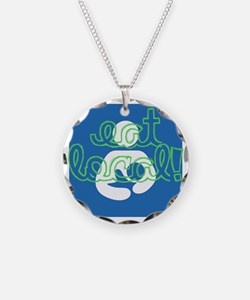 Eat local! Necklace