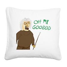troll coaster Square Canvas Pillow