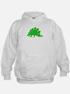 Green Dino Hoodie