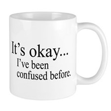 Confused Mug