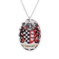 Amaya Coat of Arms Necklace