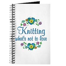 Knitting to Love Journal