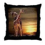 Giraffe Cotton Pillows