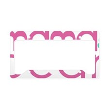 Mama Bear - Family Matching License Plate Holder