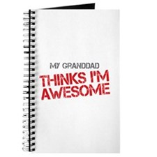 Granddad Awesome Journal