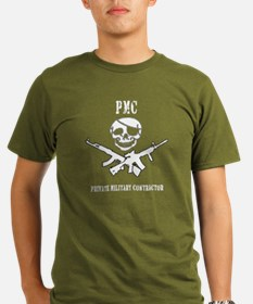 PMC-black.psd T-Shirt