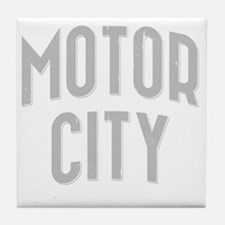 Motor City dark 2800 x 2800 copy Tile Coaster
