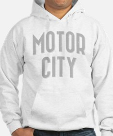 Motor City dark 2800 x 2800 copy Hoodie
