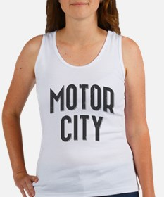 Motor City 2800 x 2800 copy Women's Tank Top