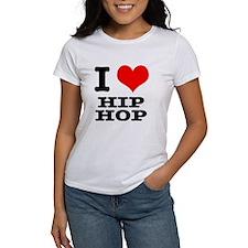 I Heart (Love) Hip Hop Tee