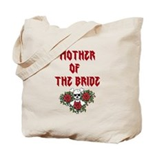Mother of the Bride Skull Tote Bag