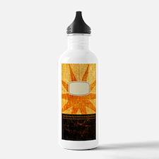 Sunburst Water Bottle