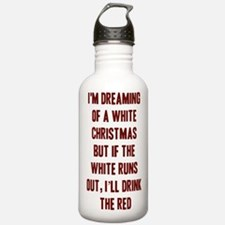 Red Wine Water Bottle