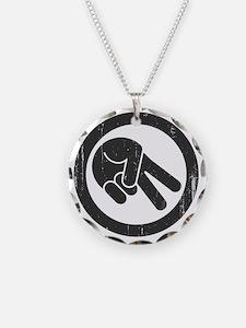 peace-biker-LTT Necklace