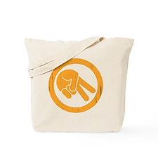 peace-biker-DKT Tote Bag