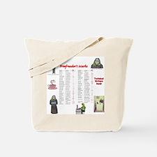 Proofreader's Marks Tote Bag
