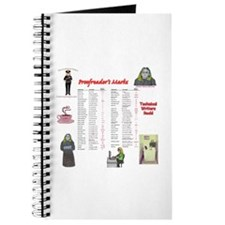 Proofreader's Marks Journal