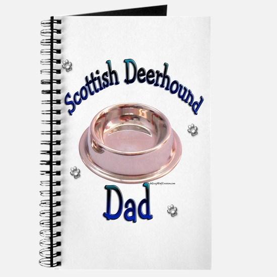 Deerhound Dad Journal