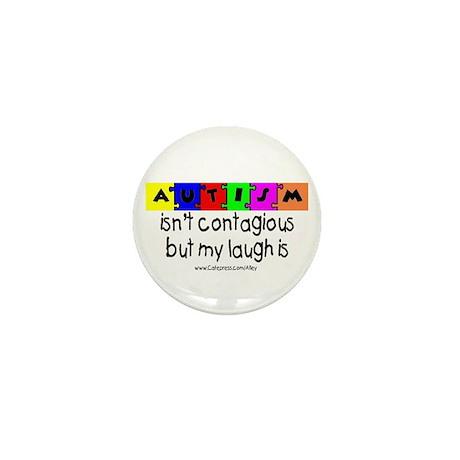 My Laugh (autism) Mini Button