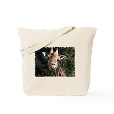 Helaine's Smiling Giraffe Tote Bag