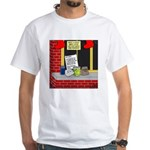 Scout Food for Santa White T-Shirt