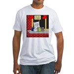 Scout Food for Santa Fitted T-Shirt