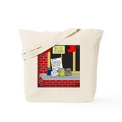 Scout Food for Santa Tote Bag