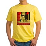 Scout Food for Santa Yellow T-Shirt