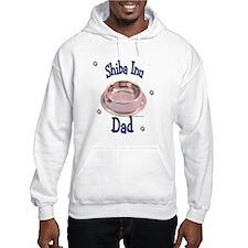 Shiba Inu Dad Hoodie