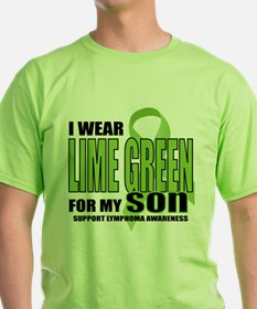 Lymphoma: LG for Son T-Shirt