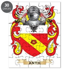 Antic Coat of Arms Puzzle