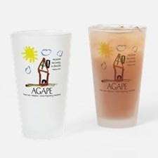 Agape For Families Collection Drinking Glass