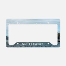 SanFrancisco_18.8x12.6_Alcatr License Plate Holder