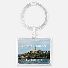 SanFrancisco_18.8x12.6_Alcatraz Landscape Keychain