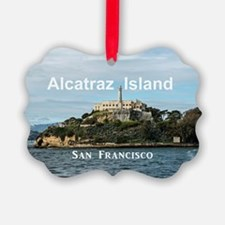 SanFrancisco_18.8x12.6_AlcatrazIs Ornament