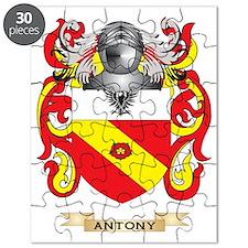 Antony Coat of Arms Puzzle