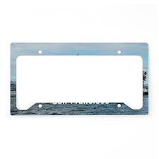 SanFrancisco_17.44x11.56_Larg License Plate Holder