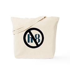No H8 Tote Bag